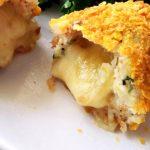 Croquetas de atún y queso